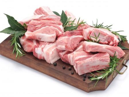 Poitrine de Porc Label Rouge Tranchée