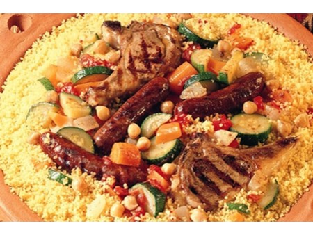 Couscous Royal - Rayon Traiteur