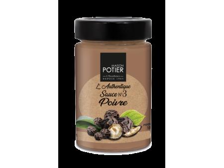 Sauce au Poivre - Christian Potier - 180gr