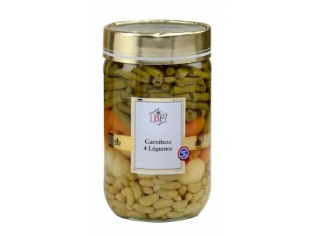 Bouquetière 4 légumes 72CL BF