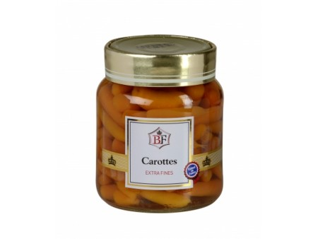 Carottes extra fines 37CL BF