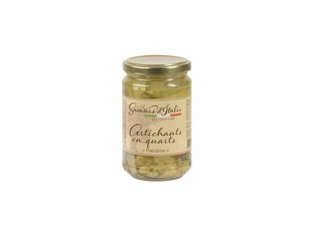 Artichauts à l'huile - Saveurs Italie - 31CL