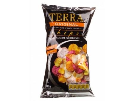 Chips Terra Origina pot pourri - 110gr