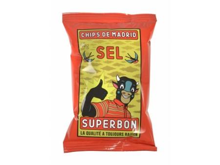 Chips de Madrid - 145gr
