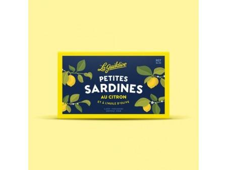 Mini sardines pour apéritif- Berthe - 90gr
