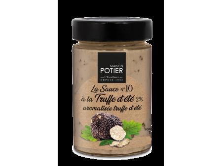 Sauce à la Truffe d'été 2% - Christian Potier - 180gr