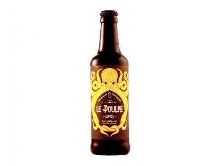 Bière bonde Le Poulpe BIO - 33CL