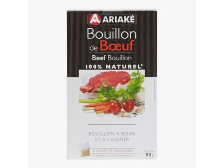 Bouillon de Boeuf - 5 sachets - Ariake