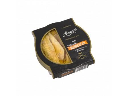 Filet de Maquereau à l'huile d'olive et Piment de Jamaique - 125 gr