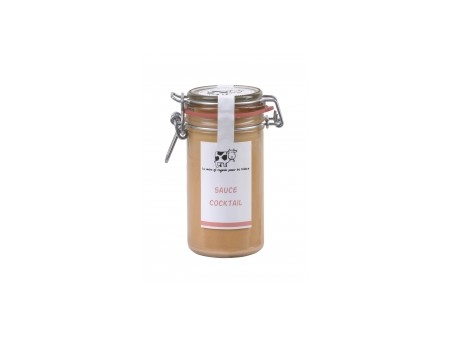 Sauce Rotal Cocktail - La Vache qui regarde - 210gr