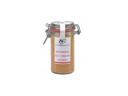 Mayonnaise Tomate Séchée - La Vache qui regarde - 210gr