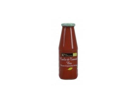 Coulis de tomates BIO JA - 700gr