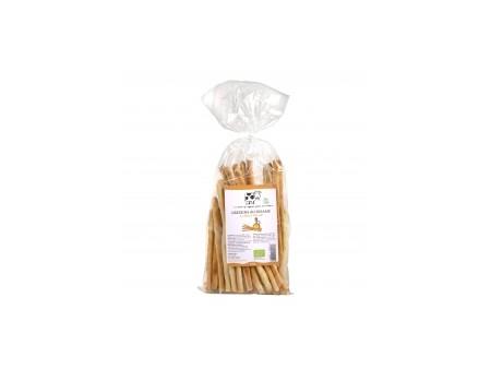 Gressin au sesame et huile d'olive BIO - La Vache qui regarde - 250gr