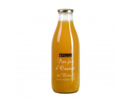 Pur Jus d'Orange BIO JA - 100CL