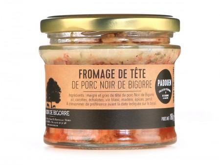 Fromage De Tete de Porc Noir De Bigorre
