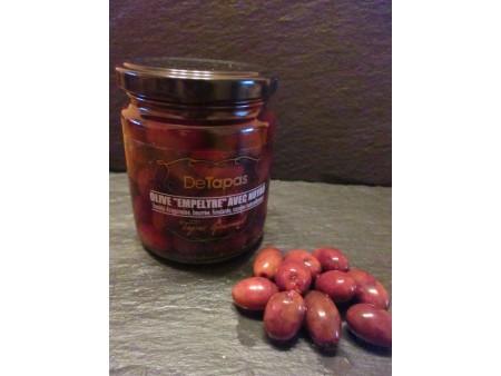 Olives Empeltre avec noyaux (Aragon)