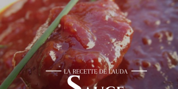 Sauce Barbecue selon Lauda
